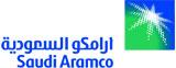 the Saudi Aramco company logo